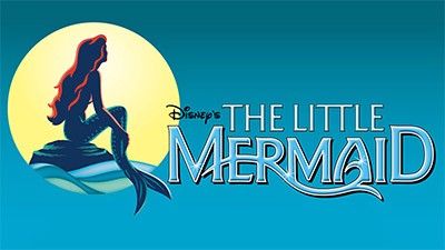 an image of the little mermaid